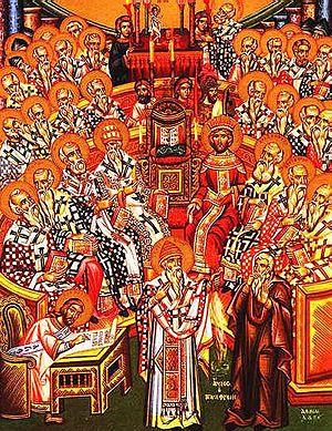 nuovo concilio di Nicea