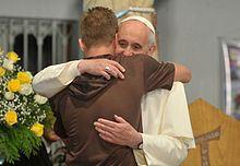 abbracio papale