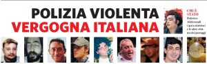 polizia violenta