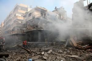 Gaza massacro