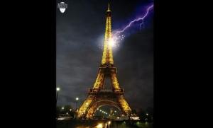 Parigi brucia