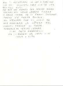 lettera al papa1