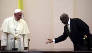 Presidente-Museveni_Papa-Francesco