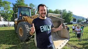 Salvini ruspa