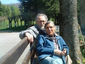Marcello e Franca